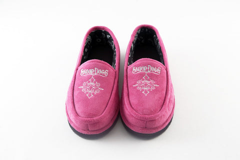 SNOOP DOGG WOMEN HOUSE SHOES- LIL MAMA