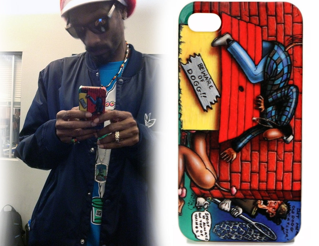 SNOOP DOGG DOGGY STYLE iPHONE 4/4S CASE