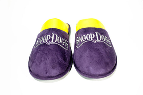 SNOOP DOGG HOUSE SLIPPERS- LakeShow