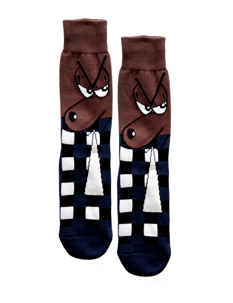 SNOOP DOGG DOGGY FACE SOCKS
