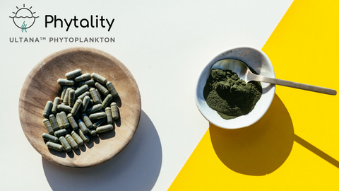 Phytality Ultana Phytoplankton Vegan Supplement Powder | The Vegan Town