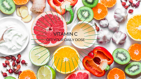 Citrus Fruits and Vegetables High in Vitamin C for Immunity Boost | The Vegan Town