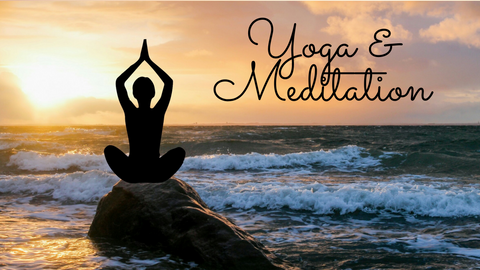Yoga and Meditation - Vegan Lifestyle for mind, body and soul | The Vegan Town