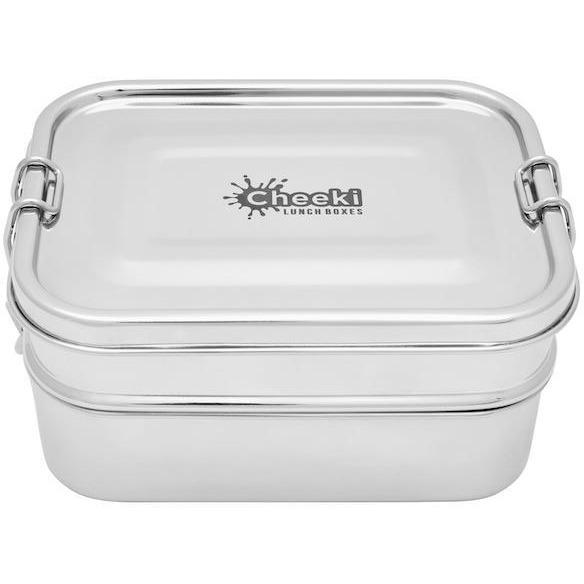 Cheeki Double Stacker Lunchbox 1ltr
