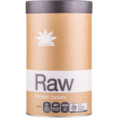 Amazonia Raw Protein Isolate Natural Flavour 1kg - The Vegan Town