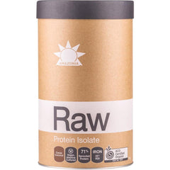 Amazonia Raw Protein Isolate Cacao & Coconut 1kg - The Vegan Town