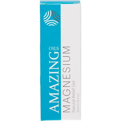 Amazing Oils Magnesium Gel Roll-on 60ml - The Vegan Town