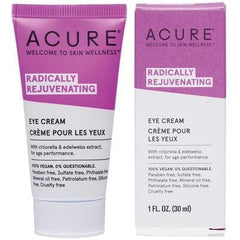 Acure Radically Rejuvenating Eye Cream 30ml