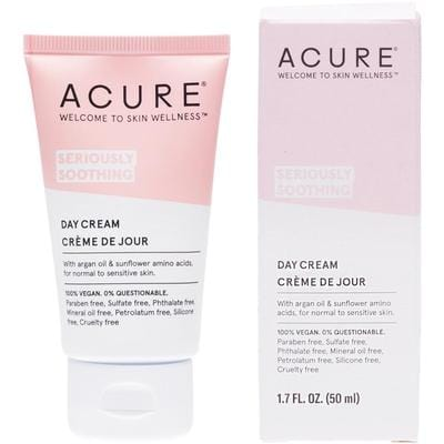 Acure Seriously Smoothing Day Cream 50ml - The Vegan Town