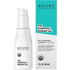 Acure The Essentials Rosehip Oil 30ml