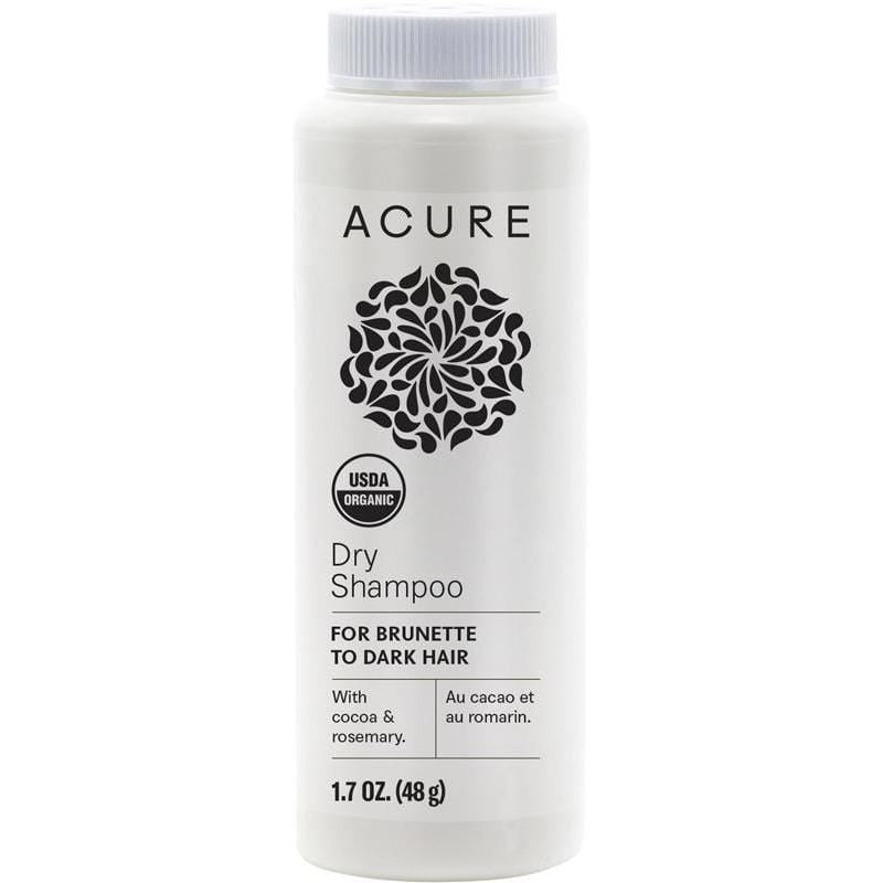 Acure Dry Shampoo for dark hair 48g - The Vegan Town