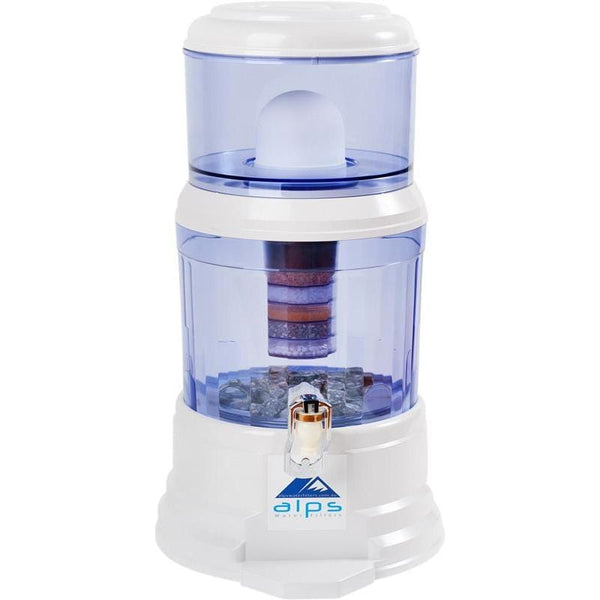 Alps 10 Stage 12L Water Filtration System & Parts - The Vegan Town