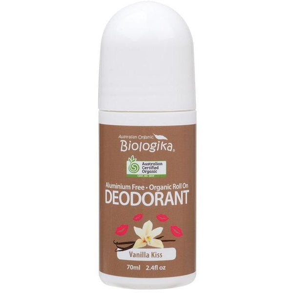 Biologika Roll-On Deodorant 70ml - in various fragrances - The Vegan Town