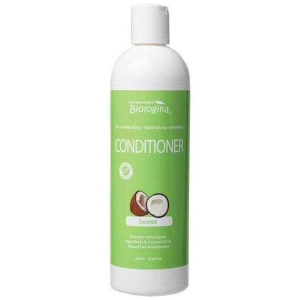 Biologika Coconut Conditioner - in various sizes - vegan products