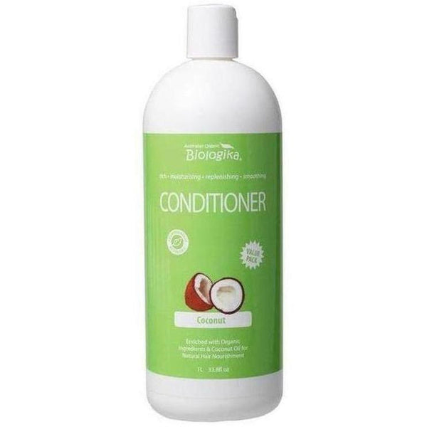 Biologika Coconut Conditioner - in various sizes - The Vegan Town