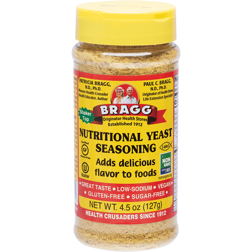 Bragg Seasoning Nutritional Yeast 127g