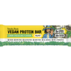 Botanika Blends Vegan Protein Bars 40g - Lemon Cheesecake Flavour