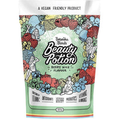 Botanika Blends Beauty Potion Vegan Collagen Boost Berry - 300g - The Vegan Town