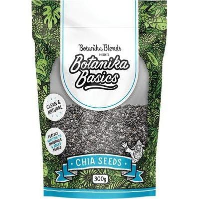 Botanika Blends Botanika Basics Organic Chia Seeds 300g - The Vegan Town