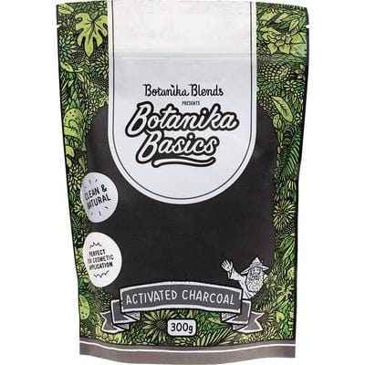 Botanika Blends Botanika Basics Activated Charcoal 300g - The Vegan Town
