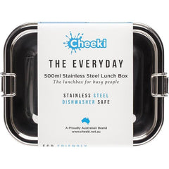 Cheeki Everyday Lunchbox 500ml - The Vegan Town