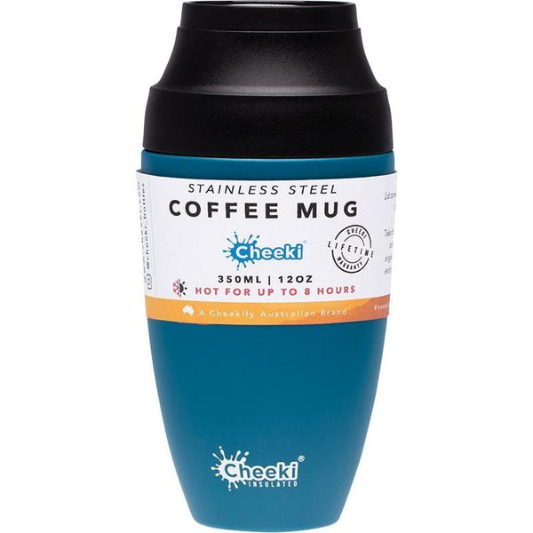 350ml Coffee Mug Blue
