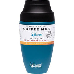 Cheeki Coffee Mug 350ml - in various colours - The Vegan Town