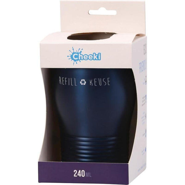 Cheeki Coffee Cup 240ml - in various colours