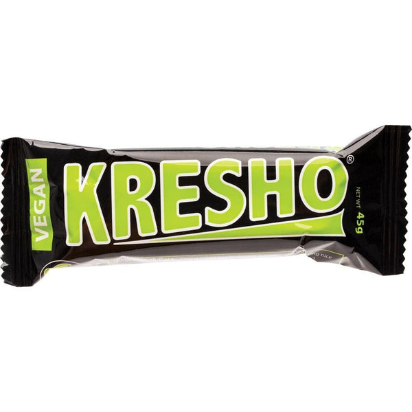Desert Island Confectionary Kresho Bar Chocolate Covered Almond - The Vegan Town