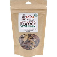 2Die4 Activated Organic Vegan Mix - various sizes available