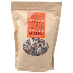 2Die4 Activated Organic Paleo Muesli - various sizes available -  Vegan health food online