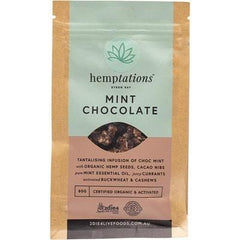 2Die4 Hemptations Mint Chocolate - various sizes available