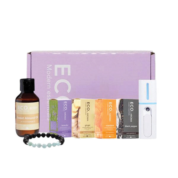 Eco Modern Essentials Aroma DIY Pregnancy Pack - Vegan Pregnancy - Vegan Baby | The Vegan Town