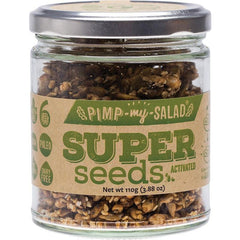 Extraordinary Foods Pimp My Salad Super Seed Sprinkles 100g | The Vegan Town