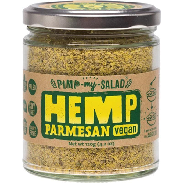 Extraordinary Foods Pimp My Salad Hemp Parmesan 120g - The Vegan Town