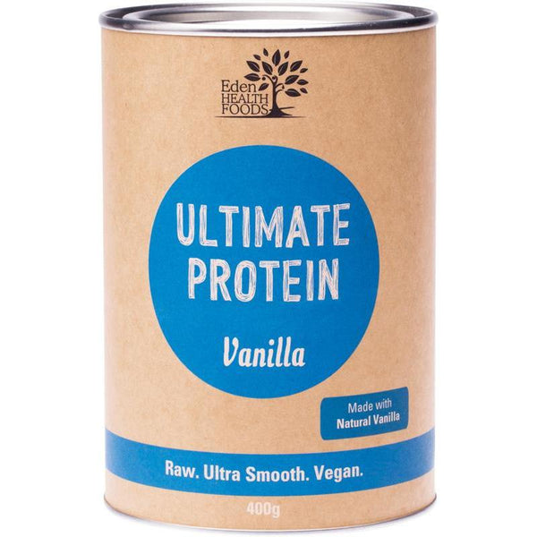 Eden Healthfoods Ultimate Protein Sprouted Brown Rice Vanilla - in various sizes