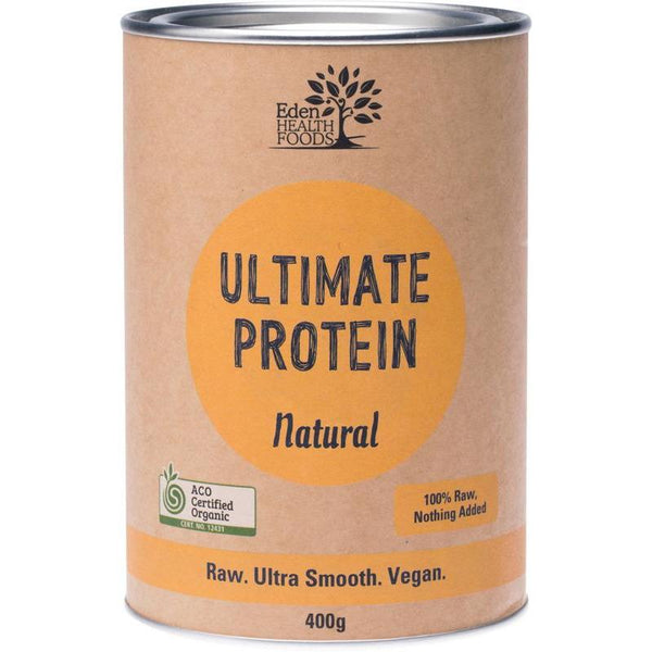 Eden Healthfoods Ultimate Protein Sprouted Brown Rice Natural - in various sizes