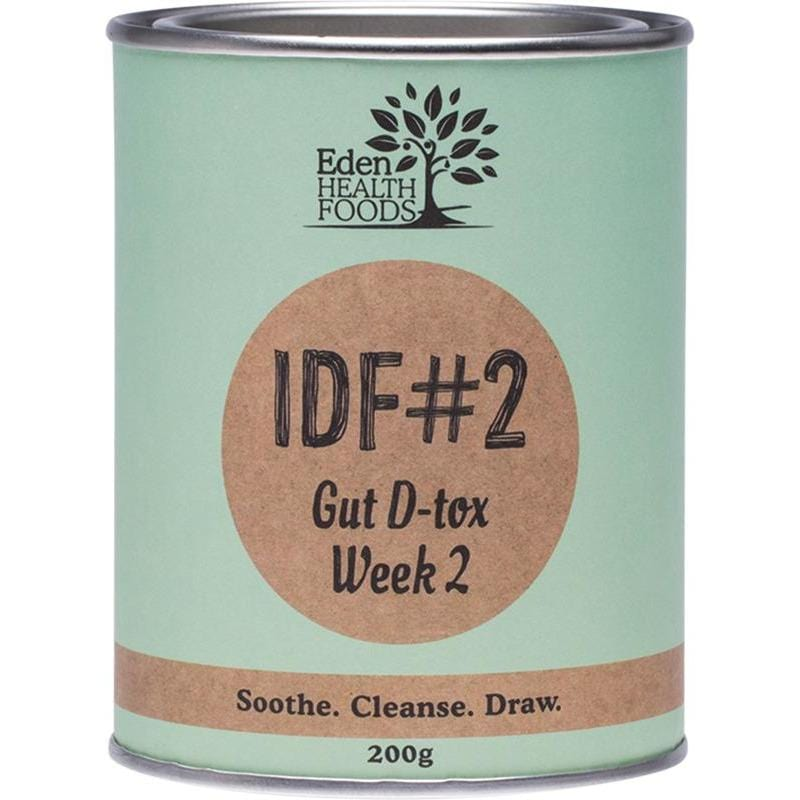 Eden Healthfoods Gut D-Tox Week 2 - 200g - The Vegan Town