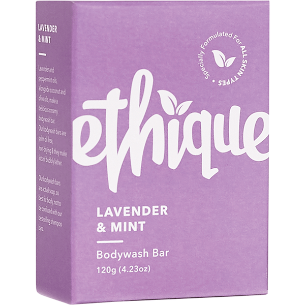 Ethique Solid Bodywash Bar 120g - The Vegan Town