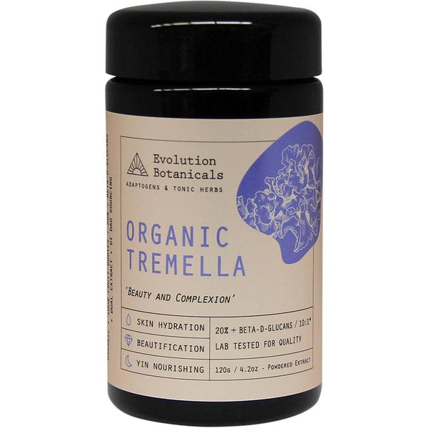 Evolution Botanicals Tremella Extract Beauty & Complexion - Organic 10:1 120g