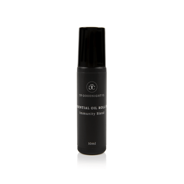 The Goodnight Co Essential Oil Roll On 10ml Immunity Blend Single Bottle | Online Vegan Store