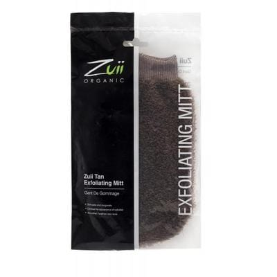 Zuii Organic Tan Exfoliating Mitt | The Vegan Town