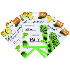 MUST HAVE $20 FMTV Gift Card - The Vegan Town