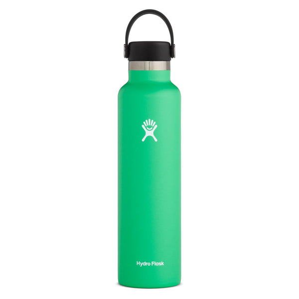 Hydro Flask Standard Mouth Bottle - Flex Cap 709ml Green | Eco Products Online | Online Vegan Store