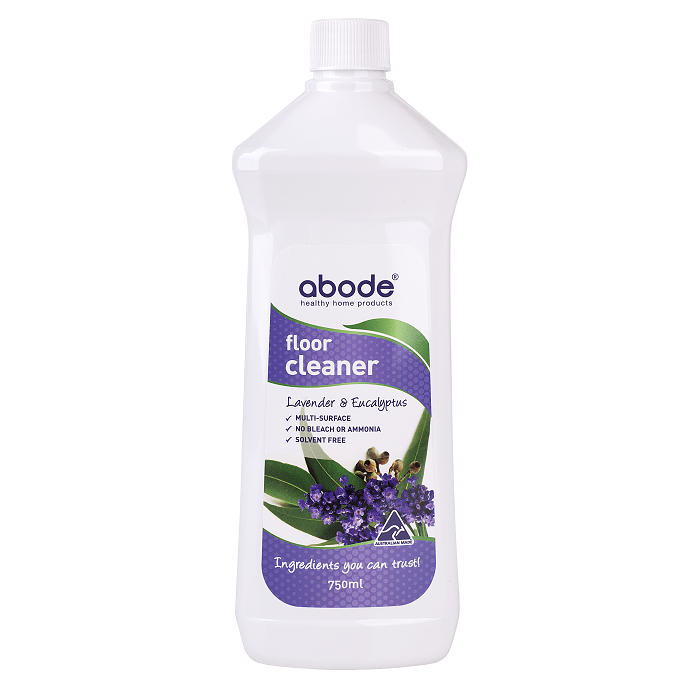 Abode Floor Cleaner - Lavender & Eucalyptus (750ml)