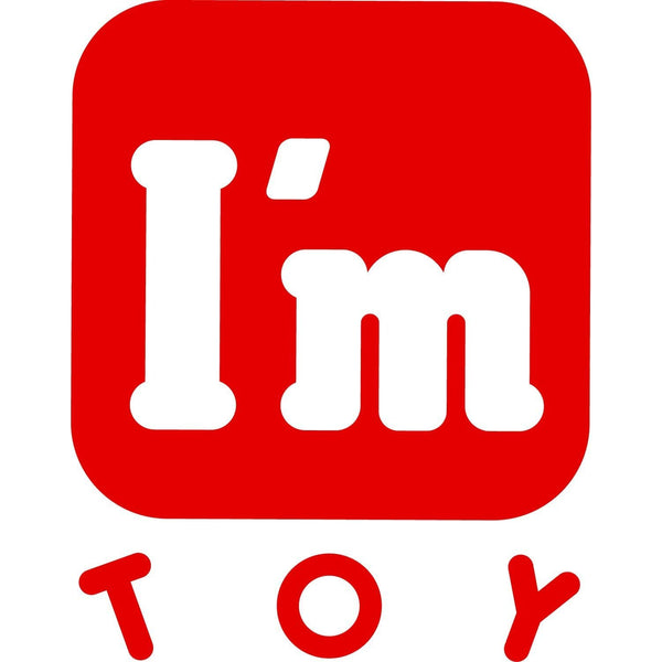 I'm Toy Logo | Eco Wooden Toys | Educational Toys - The Vegan Town