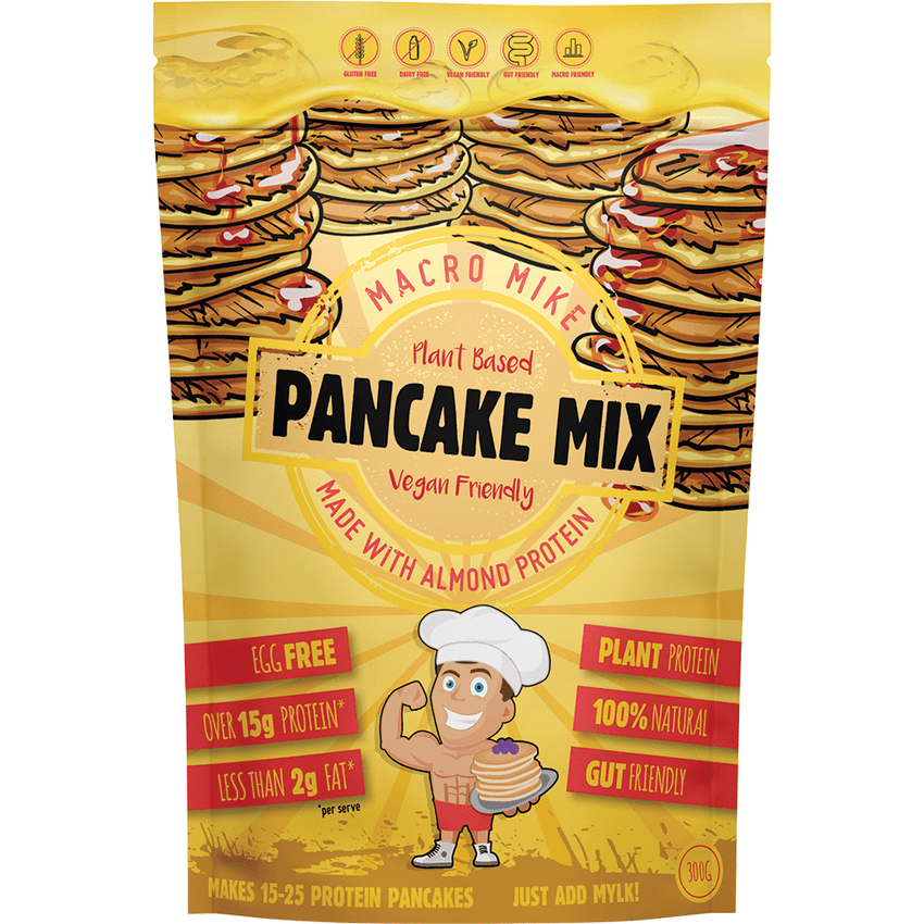 Macro Mike Almond Protein Pancake Baking Mix 300g