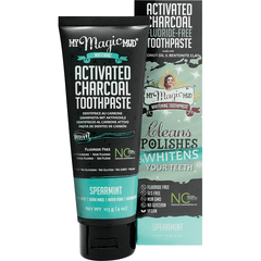 My Magic Mud Whitening Toothpaste - variety of flavours available 113g - The Vegan Town