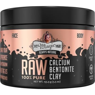 My Magic Mud Calcium Bentonite Clay 155.9g - The Vegan Town