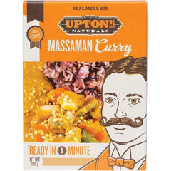 Upton's Naturals Real Meal Kit Massaman Curry 280g - The Vegan Town